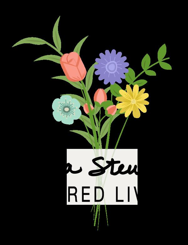 Linda Stewart Inspired Living Logo